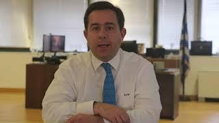 Μηταράκης: Η νέα δομή θα θωρακίσει τη Χίο, θα προστατεύσει τους πολίτες, θα συμβάλλει σε μείωση ροών