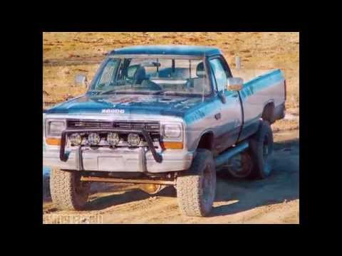 History of Dodge Trucks (1929-2013)