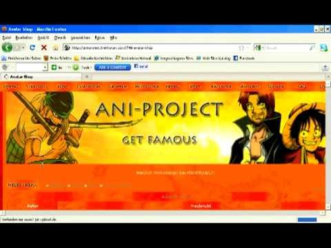 Ani-projekt Forum Vorstellung