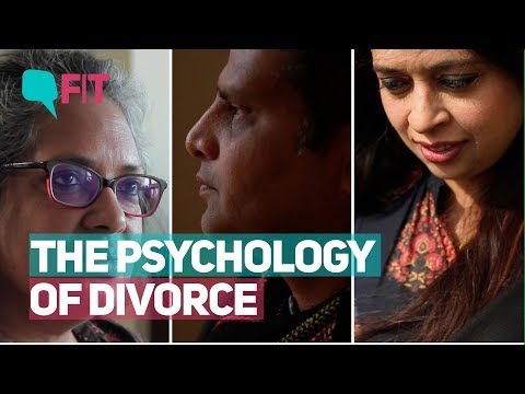 The Psychology of Divorce: What Happens When a Marriage Unravels | Quint Fit