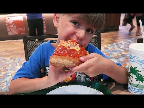 Aloha Family Holidays Time – Pizza etc