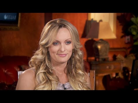 Stormy Daniels Smiles When Asked About...