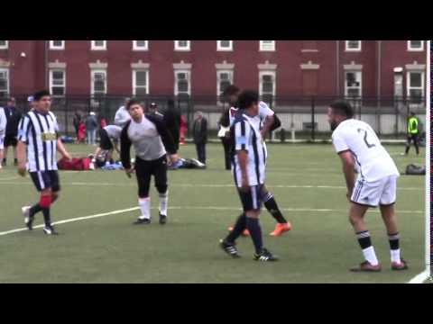 Futbol Randall Island New York