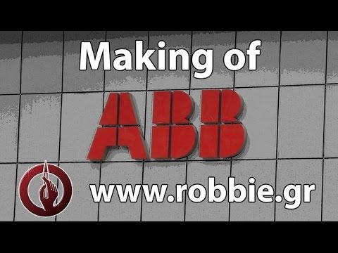 Making of ABB Marine Department Skaramagkas by ROBBIE
