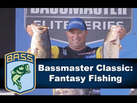 Bassmaster Classic Fantasy Fishing Pundit Picks