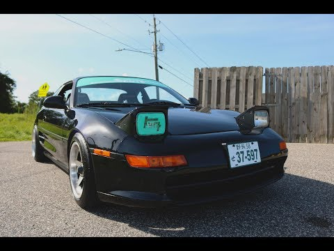 Video Feature: Keeping the Spirit: Beams Powered MR2