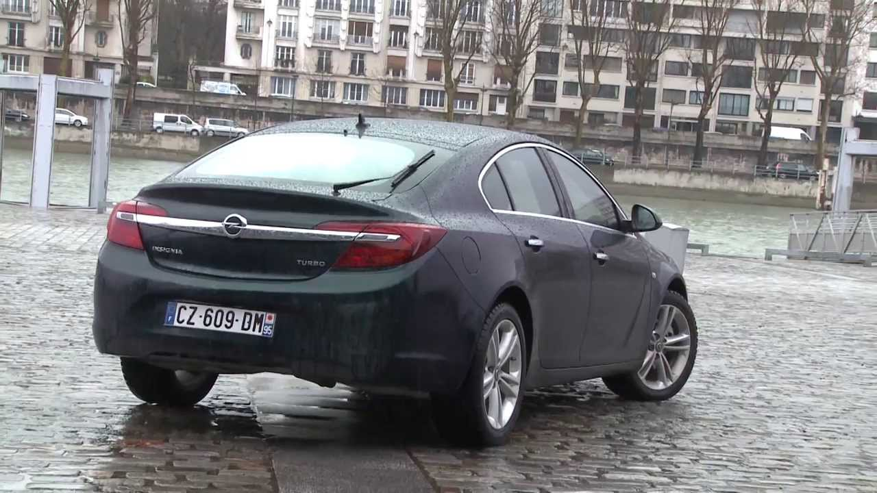 essai opel insignia 1 6 turbo 170ch youtube. Black Bedroom Furniture Sets. Home Design Ideas