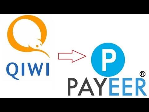 Как перевести деньги с Qiwi на Payeer 2020 (Киви на Пеер)