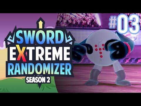 LEGENDARY REGIFIGHT?!   Pokemon Sword EXTREME Randomizer S2 (Episode 3)