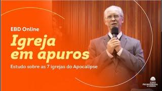 IGREJA EM APUROS - PARTE 10 - Rev. Jonas Zulske