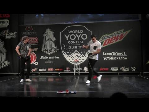 World YoYo Contest 2017 AP - Finals