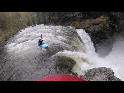 Canyon Creek Kayaking (WA) 950cfs