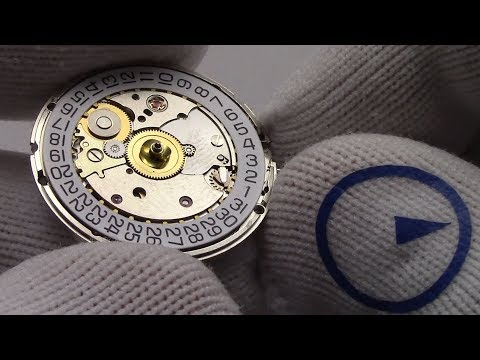 ETA 28242 Movement  How The Date On ETA Watch Movement Adjusts Accurately? Watch and Learn 38