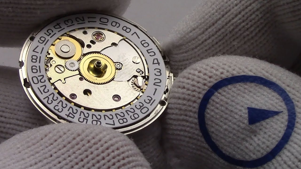 Eta 2824 2 Movement How The Date On Watch Adjusts Rolex Parts Diagram For Cal 3035 1 Gent39s Datejust As It Accurately And Learn 38