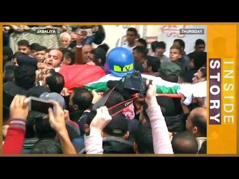 Inside Story - Are Palestinian journalists being targeted by Israeli snipers?