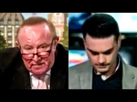 Ben Shapiro Has Complete Meltdown, Storms Off BBC Interview