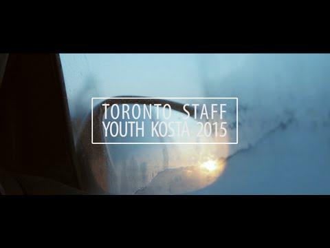 Youth Kosta Toronto 2015 - Staff Retreat