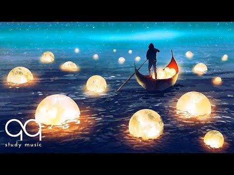 Deep Focus Music 🔵 Relaxing Study Music with Binaural Beats