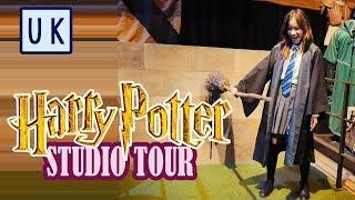 Harry Potter Studios Tour London | Kim Dao