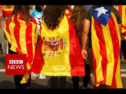Catalan crisis: Spanish court bars MPs' independence move - BBC News