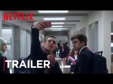 ÉLITE   Tráilerl #2   Netflix