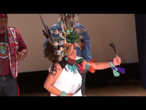 Hopi Festival 2018: 8 Pavalhik — Hopi Water Maiden Dance