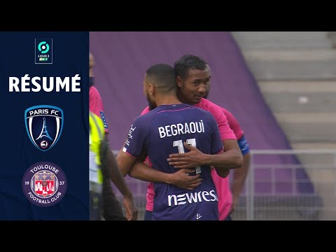 Paris FC Toulouse Goals And Highlights