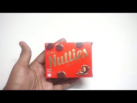 Cadbury Nutties Chocolate