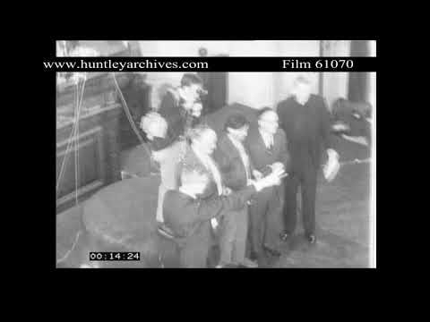 Draft Avoidance in 1968 in Boston.  Archive film 61070