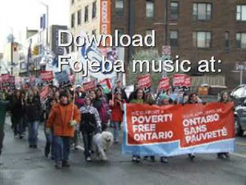 """Tuition fees protest ,Queen""""s park ,Toronto,Canada"""