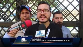 Universidad de Carabobo realiza actividades sin nada - Noticias EVTV 08/21/19