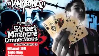 Juventud Enferma - TankeOne Ft. Karmaggedon & Amenaza - Street mazacre