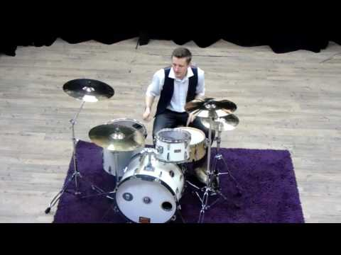 My Generation Drum Cover- Luke Green