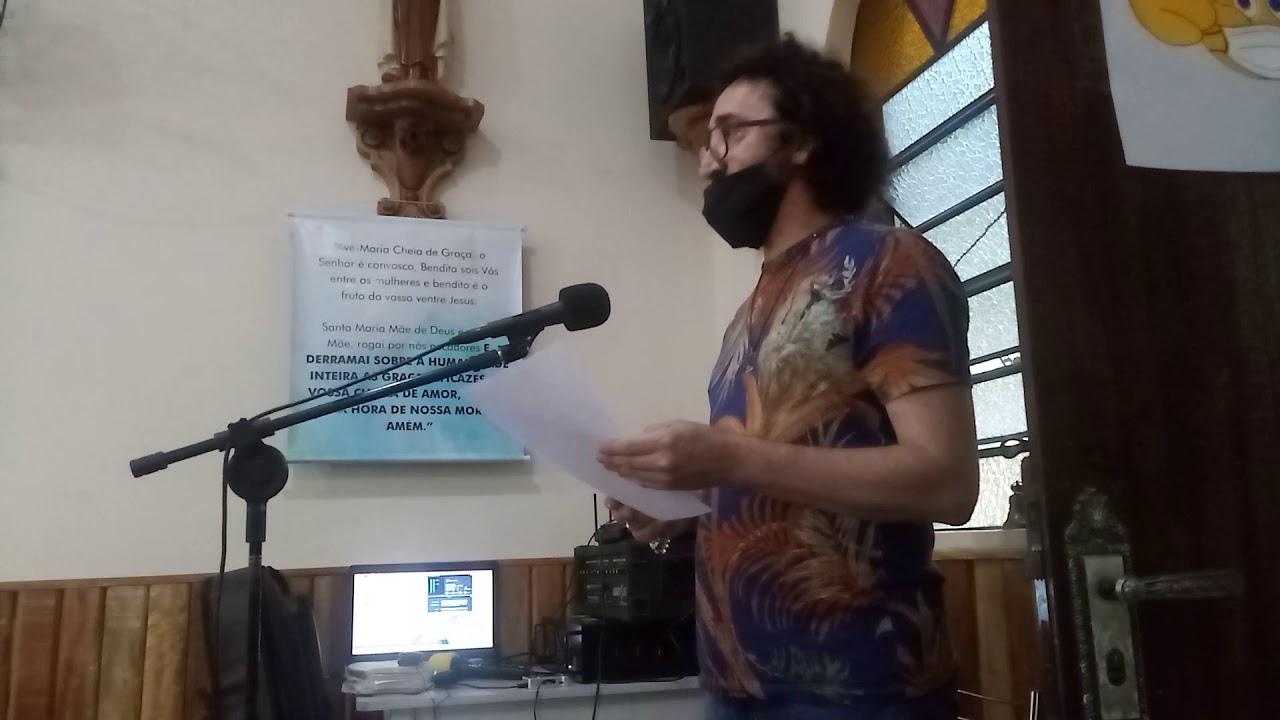 Mensagem de Nossa Senhora ao Irmão Eduardo Ferreira de 13/02/2021 em São José dos Pinhais, PR