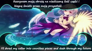 NightCore - Towa no kizuna (Fairy Tail OP) [Lyrics ENG] [Napisy PL]