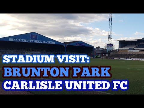STADIUM VISIT: Brunton Park: The Home of Carlisle United Football Club