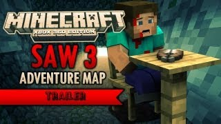 Saw 3 Trailer [TU9] Adventure Map w/ Download