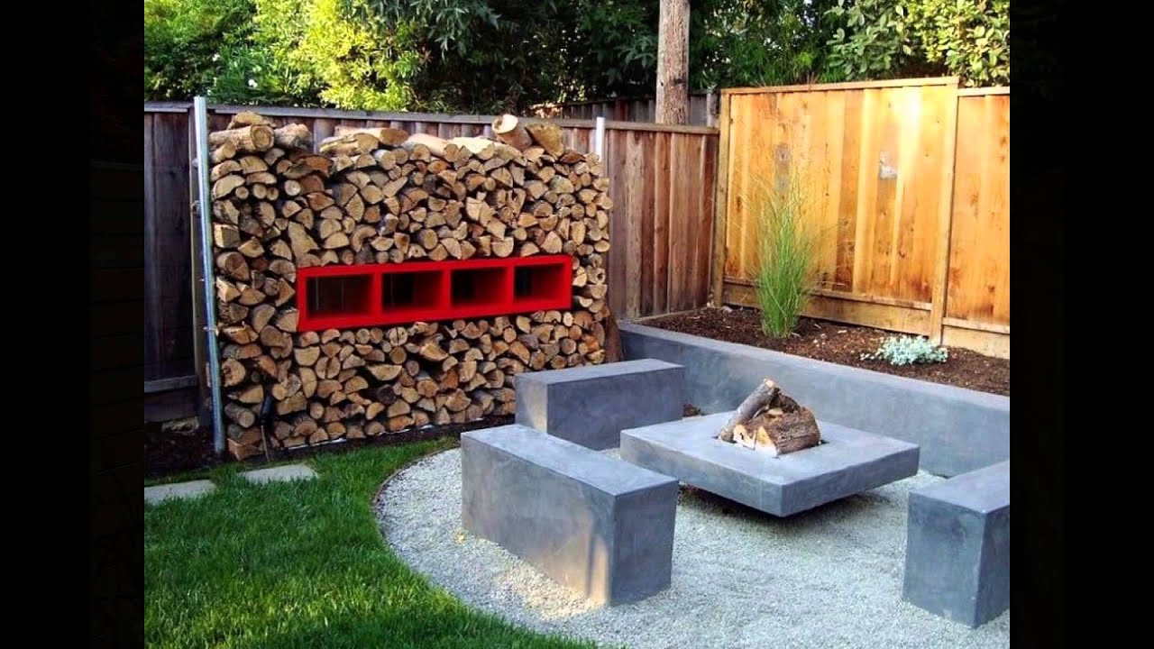 Backyard ideas on a budget youtube for Cheap back garden designs