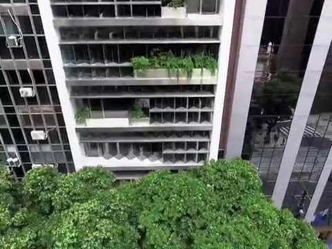 Triptyque overhauls 1970s office tower in Rio to make it more eco-friendly