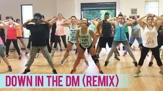 Yo Gotti - Down In The DM ft. Nicki Minaj (Remix) | Dance Fitness with Jessica Boot Camp Style
