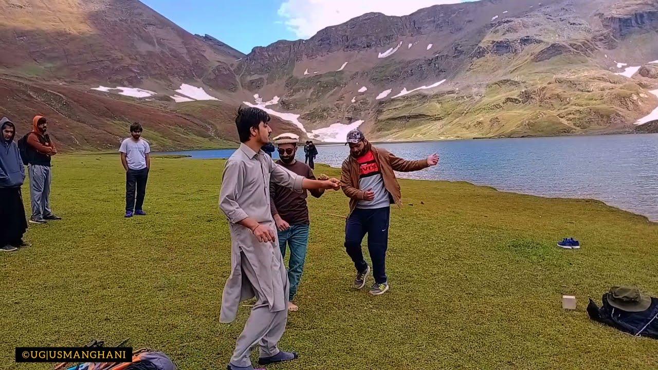 Attan at Dudipatsar lake