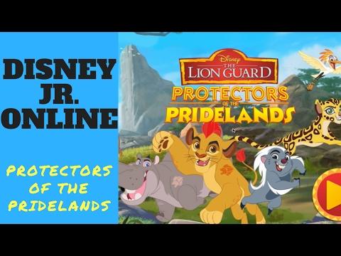 protectors-of-the-pridelands---lion-guard-game---disney-junior