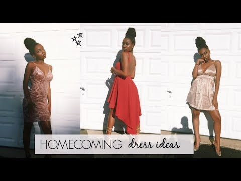 Homecoming Dress Ideas 2017! | Coco Chinelo