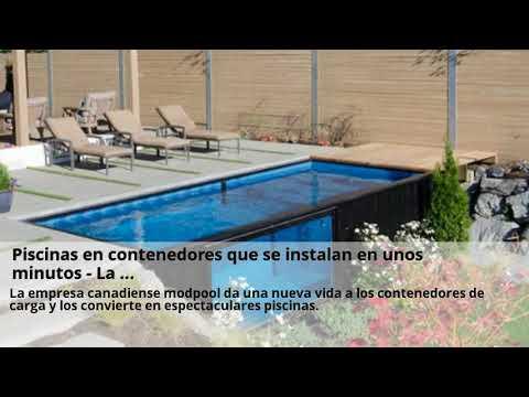 Cu nto cuesta hacerse una piscina youtube - Cuanto cuesta una piscina prefabricada ...