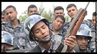 APF Dashain Song Rifle Ko Sirani