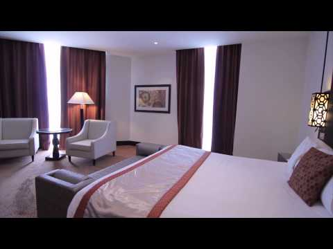 Hotel Holiday Inn Dubai Al Barsha - 4 star hotel in Dubai