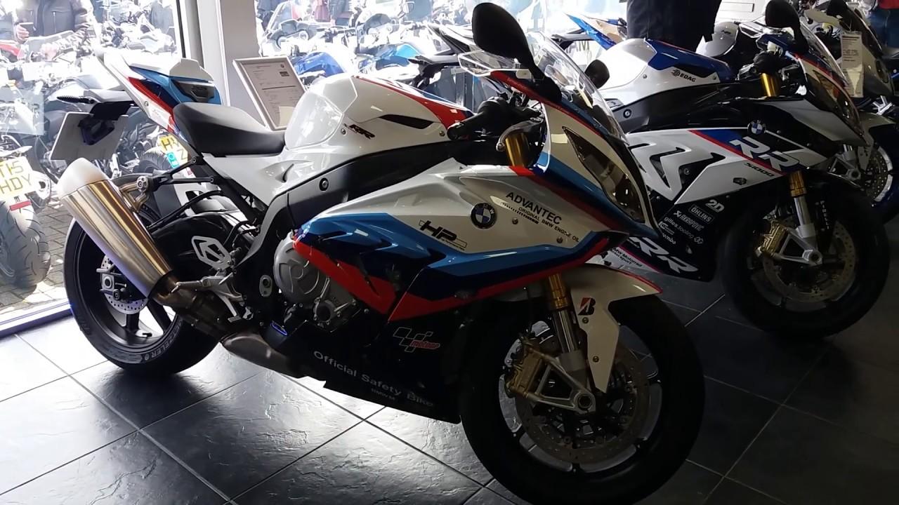 2017 bmw s1000rr motogp safety bike replica @ bahnstomers alton
