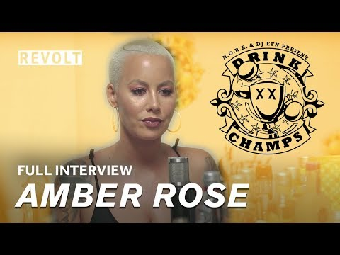 Amber Rose | Drink Champs (Full Episode)