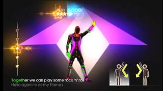 Just Dance 4 (XBOX360) - Rock N