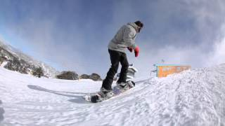 Perisher Slopestyle park